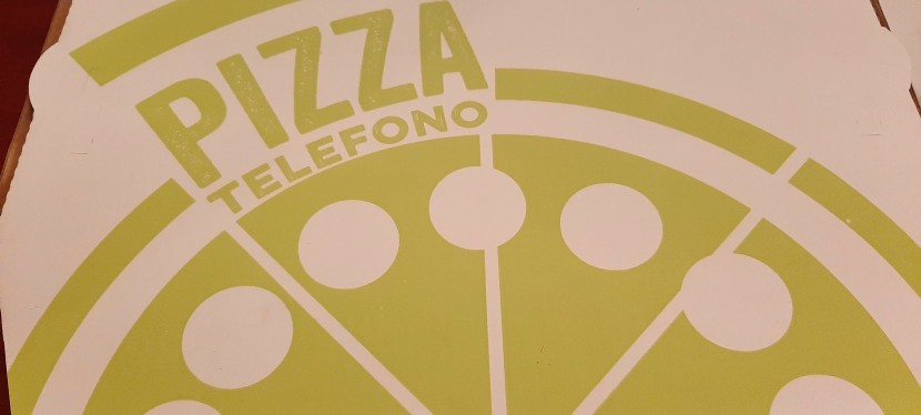 My Observations: Pizza Telefono's Pepperoni & Mushroom pizza and Super Telefono pizza
