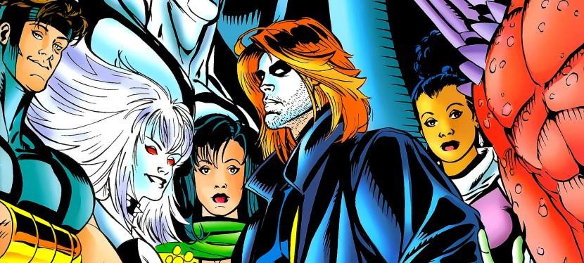 A Look Back at X-Men 2099 #28
