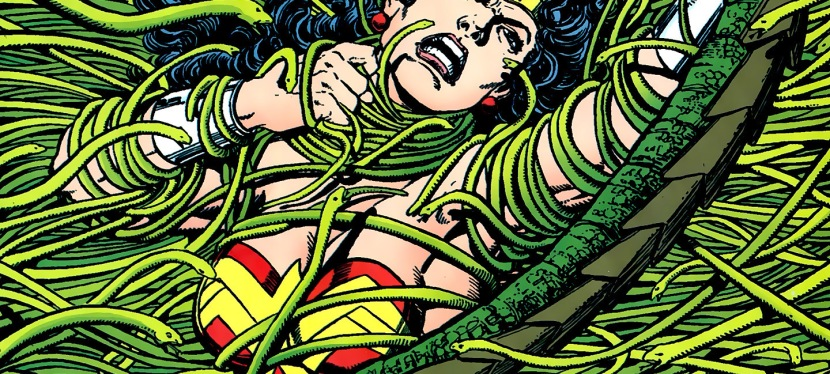 A Look Back at Wonder Woman #5 (1987)