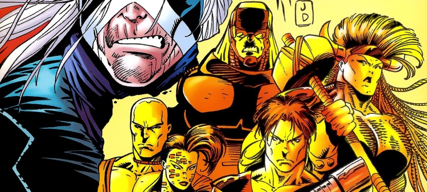A Look Back At X-Men 2099 #33