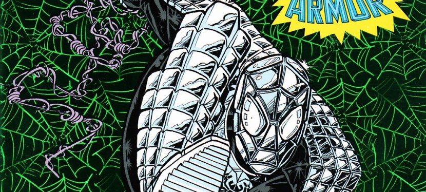 A Look Back at Web of Spider-Man#100