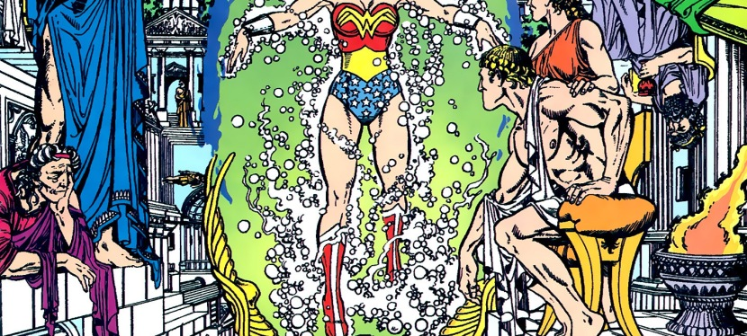 A Look Back at Wonder Woman #7 (1987)