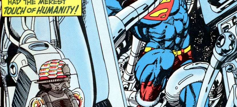 A Look Back at Action Comics #545