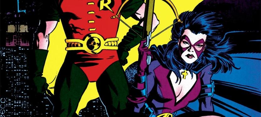 A Look Back at Robin III#3