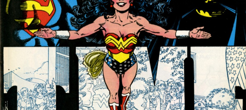 A Look Back at Wonder Woman #8 (1987)