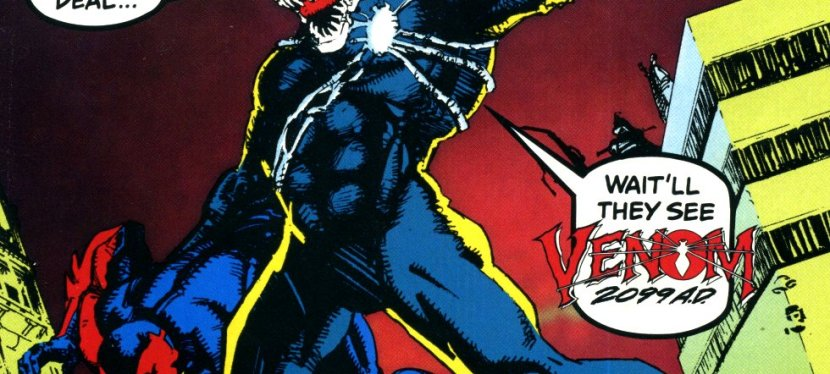 A Look Back at Spider-Man 2099 #37 (1995)