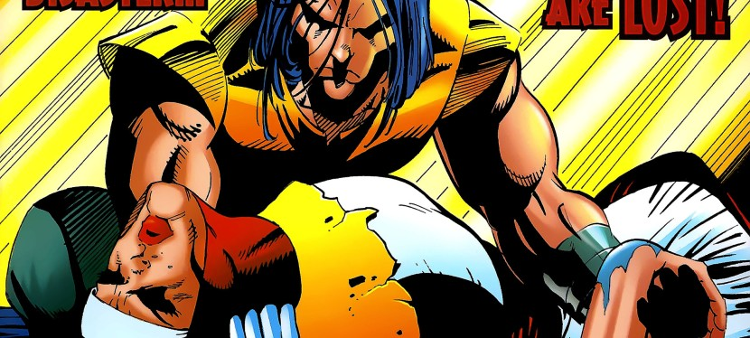 A Look Back at X-Men 2099 #34