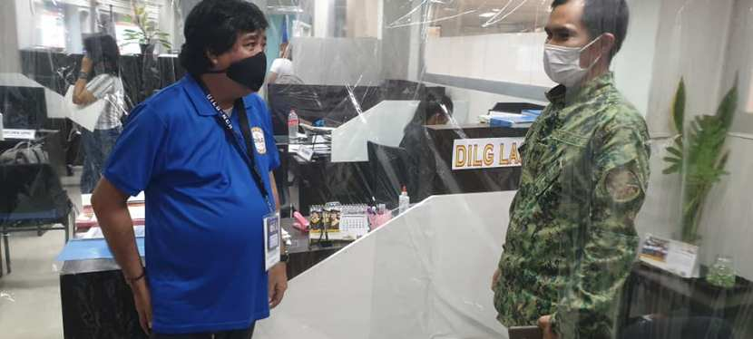 Las Piñas City Police Force at Work – June 20,2020