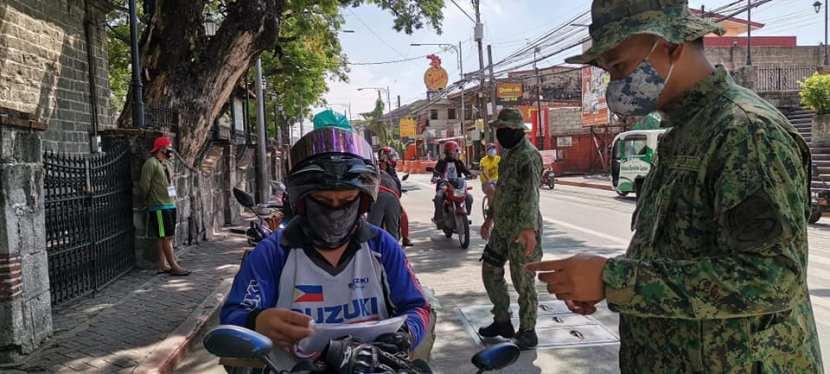 Las Piñas City Police Force at Work – June 22,2020