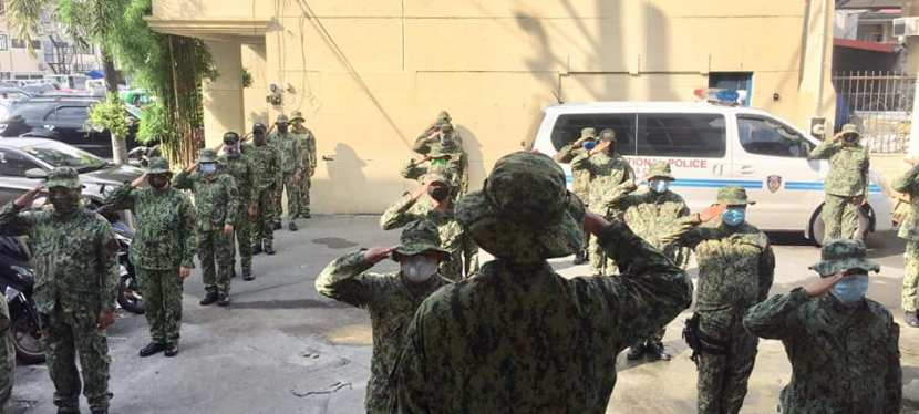 Las Piñas City Police Force at Work – June 23,2020