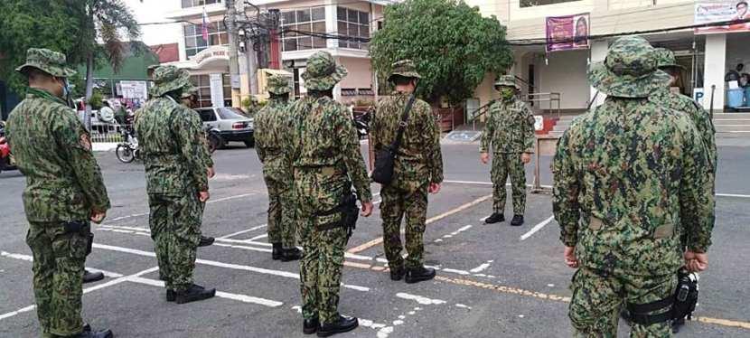 Las Piñas City Police Force at Work – June 25,2020