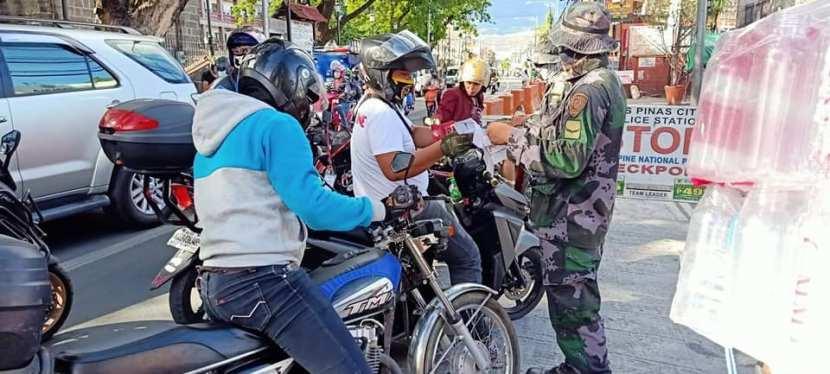 Las Piñas City Police Force at Work – June 10,2020
