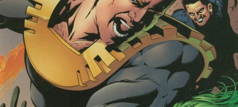 A Look Back at Hardcase #12(1994)