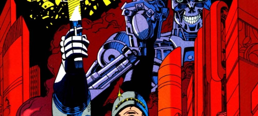 A Look Back at RoboCop versus The Terminator #1 (1992)