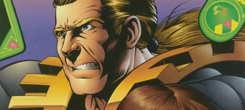 A Look Back at Hardcase #10 (1994)