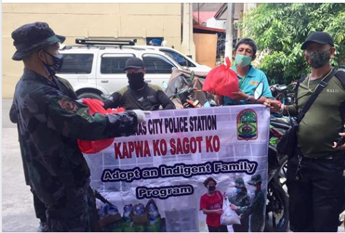 Las Piñas City Police Force at Work – July 10, 2020