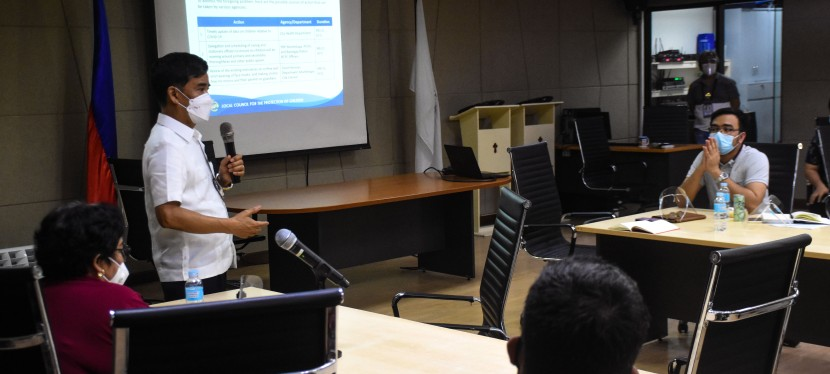 COVID-19 Crisis: Muntinlupa Council for the Protection of Children raises concern over rising COVID-19 cases among theyouth