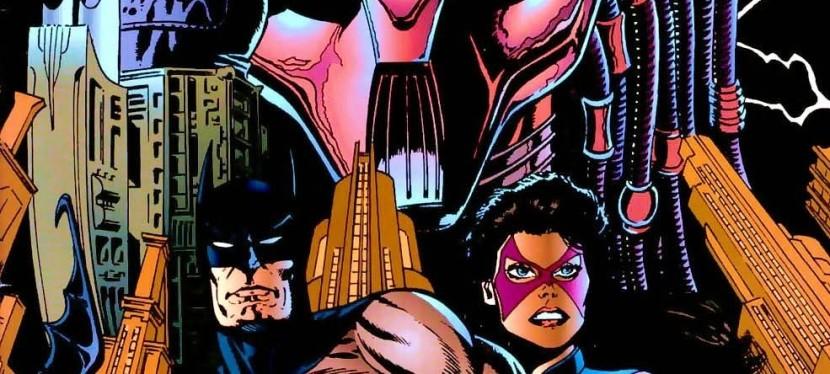 A Look Back at Batman versus Predator II: Bloodmatch #1(1995)