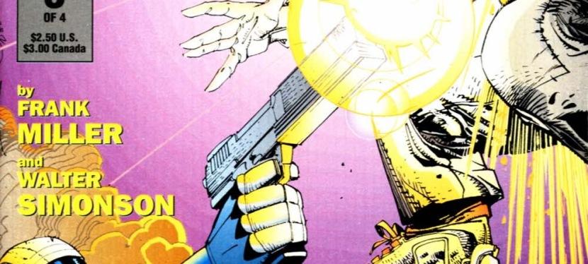 A Look Back at RoboCop versus The Terminator #3(1992)