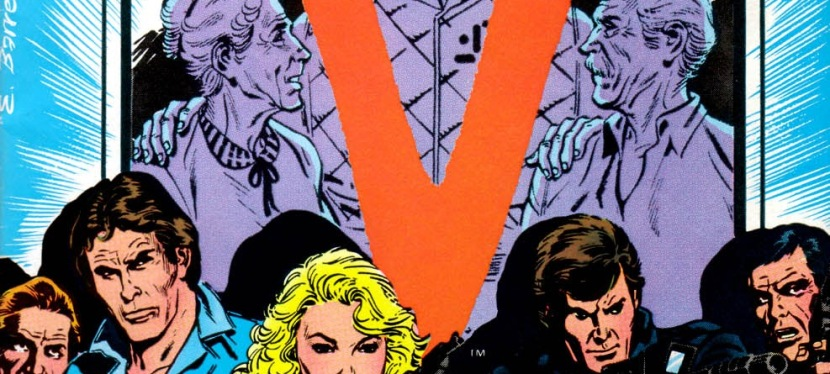 A Look Back at V #1 (1985)