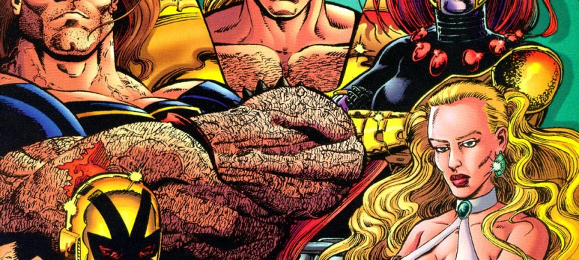 A Look Back at UltraForce #0 (1994)
