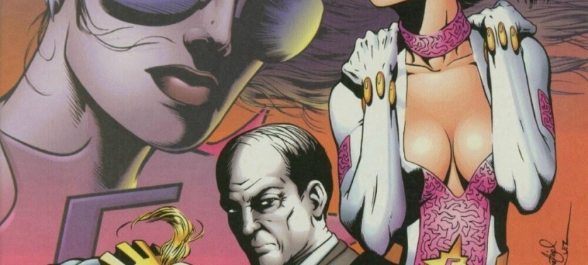 A Look Back at Hardcase #13(1994)