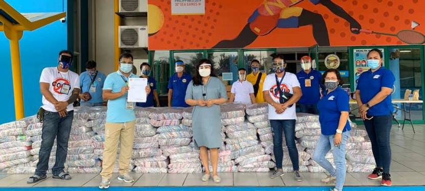 COVID-19 Crisis: Muntinlupa City ready to distribute 90,000 face masks to cityresidents