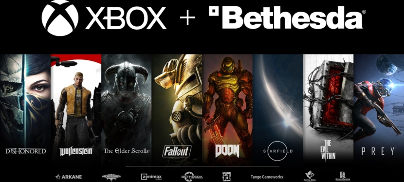 My Observations: Bethesda now part of Team Xbox