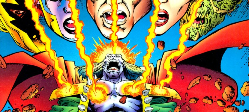 A Look Back at UltraForce #6 (1995)