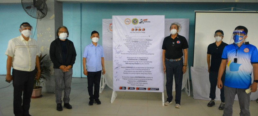 COVID-19 Crisis: Muntinlupa reports COVID-19 response efforts in National Task Force Against COVID-19 Teamvisit