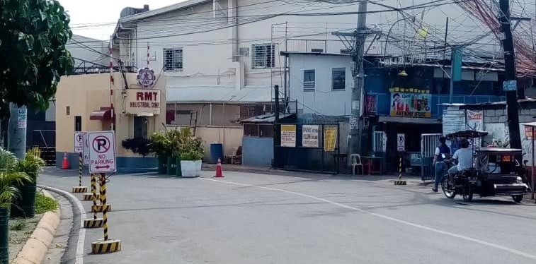 COVID-19 Crisis: Muntinlupa City puts RMT 7A compound in extreme localized community quarantine due to rise in COVID-19 cases