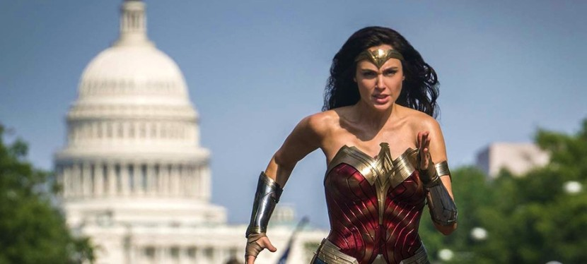 My Observations: Wonder Woman 1984 is coming to BOTH movie theaters and HBO Max streaming service on Christmas Day