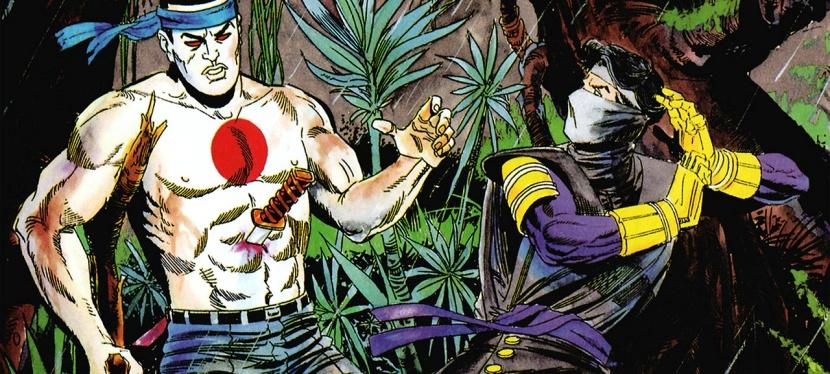 A Look Back at Bloodshot #7(1993)