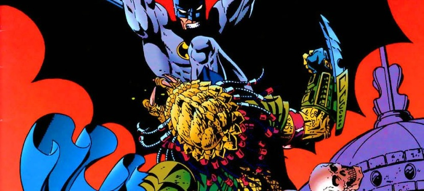 A Look Back at Batman versus Predator II #4 (1995)