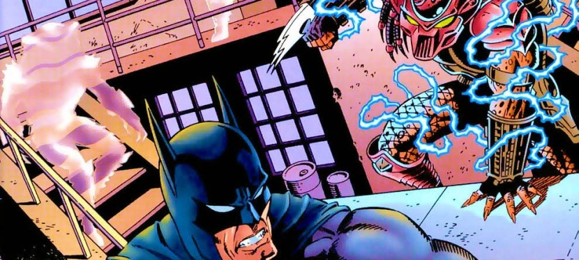A Look Back at Batman versus Predator II #3 (1995)