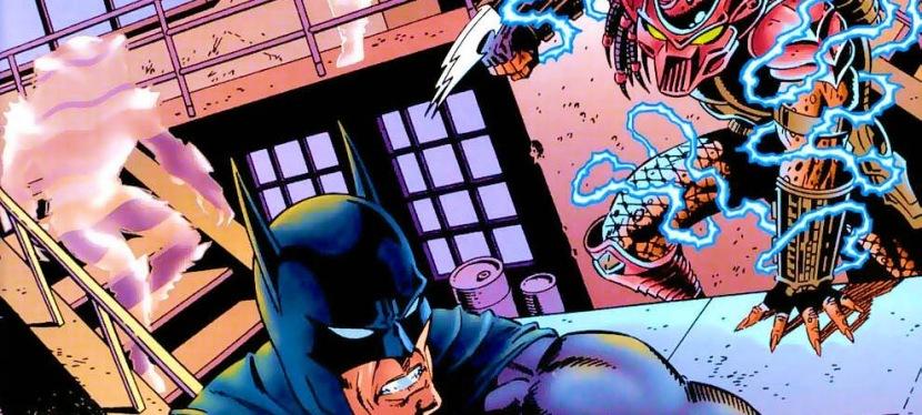 A Look Back at Batman versus Predator II #3(1995)