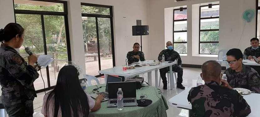 Las Piñas City Police Force at Work – October 3,2020