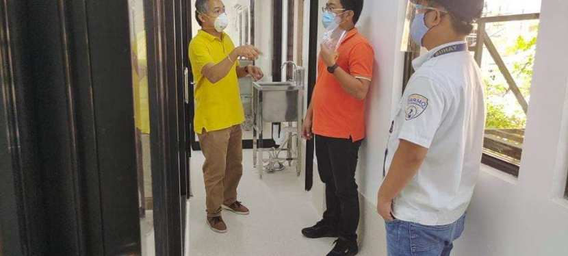 COVID-19 Crisis: Muntinlupa Molecular Lab to open next week, eyes processing of 100 COVID-19 tests per hour