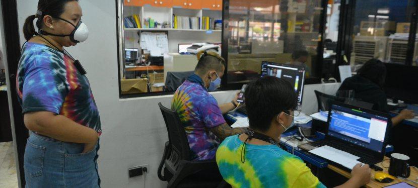 Virtual Job Fair in MuntinlupaAccomplished