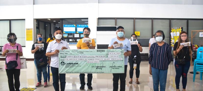 COVID-19 Crisis: Muntinlupa City releases zero-interest loan to microentrepreneurs
