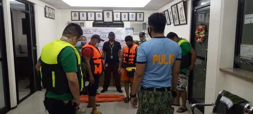 Las Piñas City Police Force at Work – November 13,2020