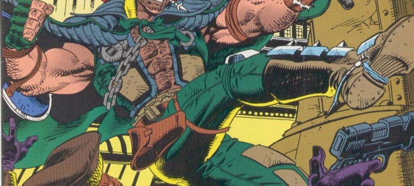 A Look Back at Ravage 2099 #2(1993)