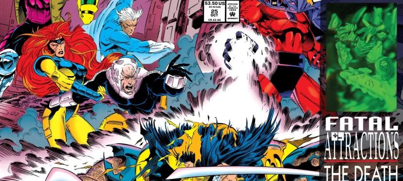 A Look Back at X-Men #25(1993)
