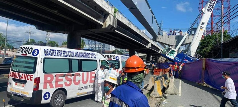 Skyway Extension Project completion delayed to early 2021 due to accident in Muntinlupa