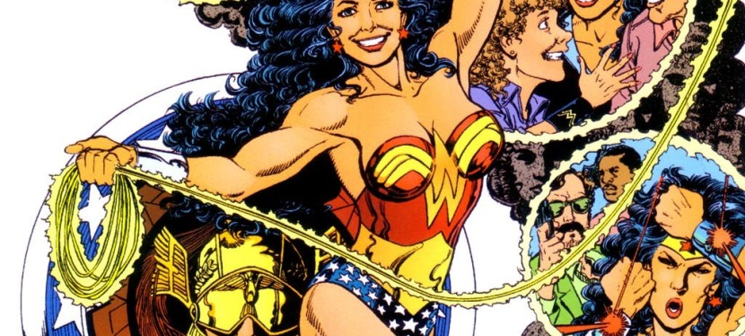A Look Back at Wonder Woman Gallery (1996)