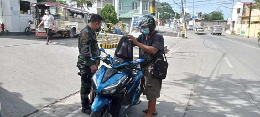 Las Piñas City Police Force at Work – December 9, 2020