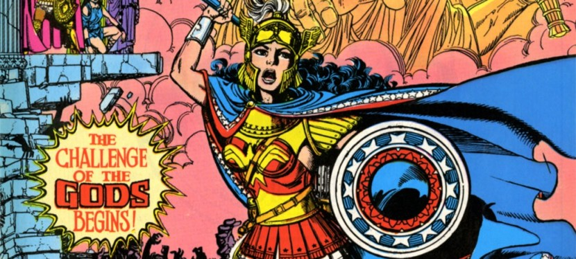 A Look Back at Wonder Woman #10 (1987)