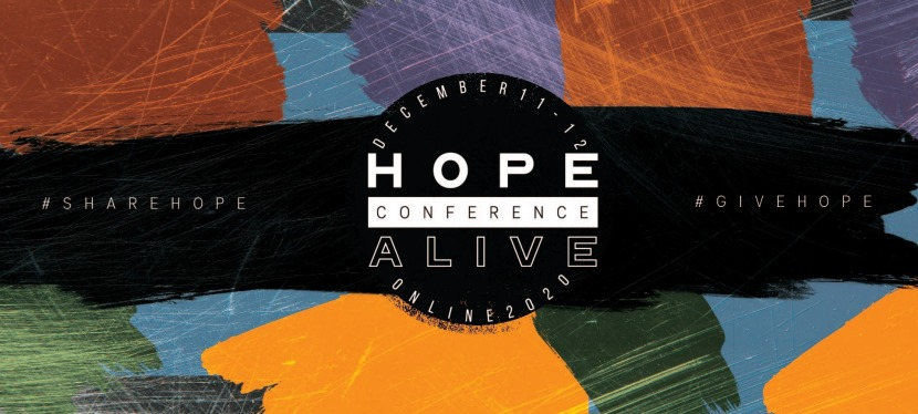 Hope Alive Conference by New Life Church on December 11 and 12, 2020