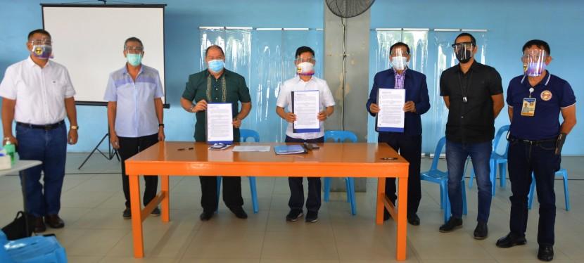 Muntinlupa and DOH-TRC Bicutan sign partnership for drug rehabilitation of indigentresidents