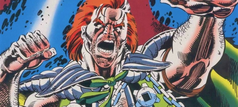 A Look Back at Ravage 2099 #5 (1993)